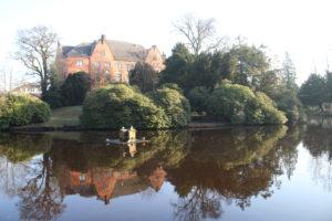 Giardini del Castello di Oldenburg - 1