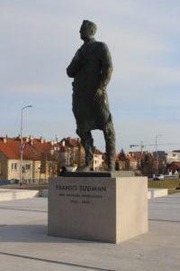 Monumento a Franjo Tudjman