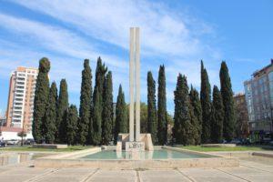 Monumento alle vittime de Las Riadas de Valencia