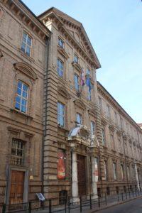Museo Regionale di Scienze Naturali - Ingresso