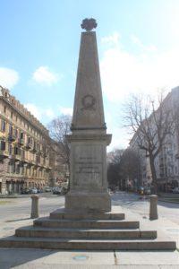 Obelisco per i moti del 1821