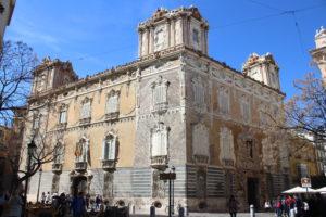 Palazzo del Marques de Dos Aguas - panoramica