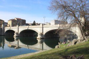 Ponte Umberto I° - Panoramica