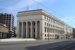 Sede della Banca Nazionale Croata