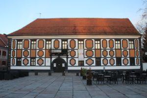 Sermage Palace