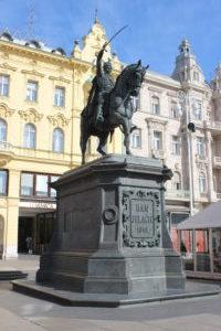 Statua Equestre di Josip Jelacic