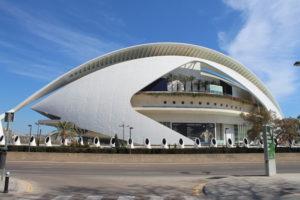 Teatro dell'Opera - Palau de les arts Reina Sofia
