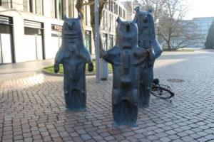 Tre Orsi Berlinesi