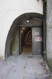 Tunel Gric - Ingresso