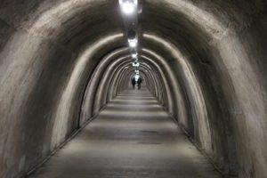 Tunel Gric - Interno