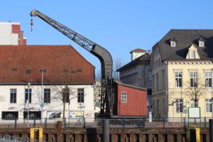 Vecchio Hafenkran