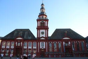 Altes Rathaus e Chiesa di San Sebastiano