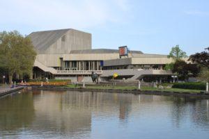Baadisches Staatstheater - panoramica