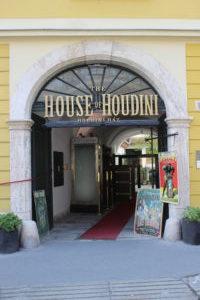 Casa di Houdini