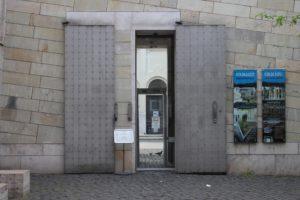 Centro in Memoria dell'olocausto (Ingresso)