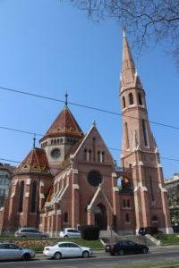 Chiesa Calvinista di Buda