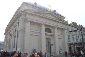 Chiesa Luterana in Deak Ferenc Ter