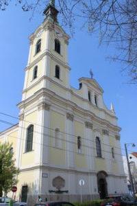 Chiesa Parrocchiale Ujlak Sarlos