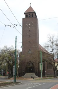 Chiesa Riformata in Honved Ter