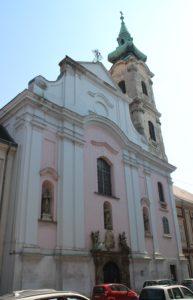 Chiesa di Szent Ferenc