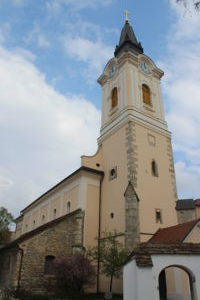 Chiesa di Szent Miklos