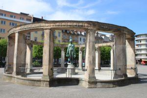 Fontana a Stephansplatz