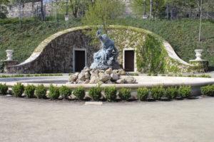 Fontana del Giardino del Castello