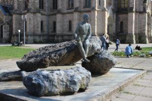 Fontana su Erwin-Schottle-Platz