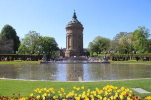Friedrichsplatz - Panoramica