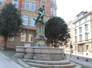 Gansepeterbrunnen