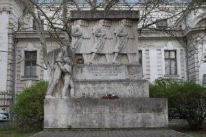 In onore del 38° Reggimento della Fanteria Ungherese