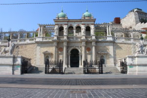 Ingresso del Giardino del Castello