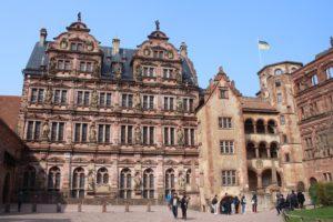 Interno del Castello di Heidelberg - 2