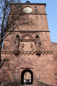 Interno del Castello di Heidelberg - 3