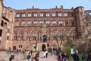 Interno del Castello di Heidelberg - 4