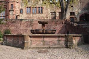 Interno del Castello di Heidelberg - 5