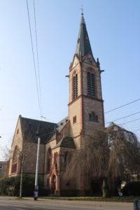 Johanneskirche Neunheim
