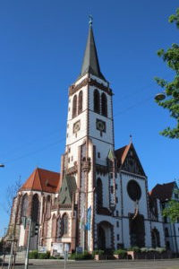 Jugendkirche Samuel