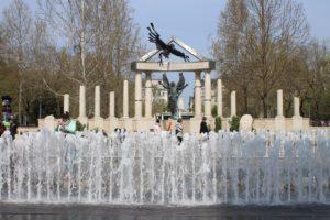 Monumento per le Vittime dell'Occupazione Tedesca