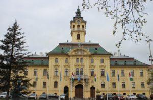 Municipio di Seghedino