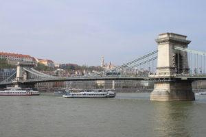 Ponte delle Catene - Panoramica