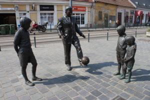 Ricordo di Ferenc Puskas