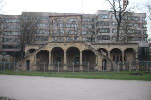 Rovine della Lusthaus