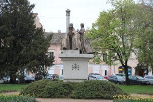 Santo Stefano e Gisella di Baviera