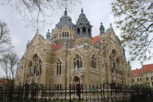 Sinagoga Nuova di Seghedino