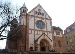 St. Elisabeth Kirche - facciata