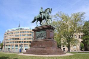 Statua Equestre a Kaiser Wilhelm
