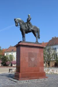 Statua Equestre al Generale Gorgey Artur