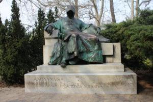 Statua di Anonymous
