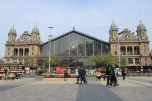 Stazione Centrale Nyugati